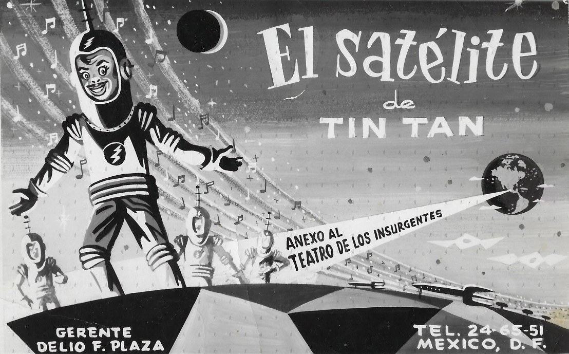 El Satelite de Tin Tan