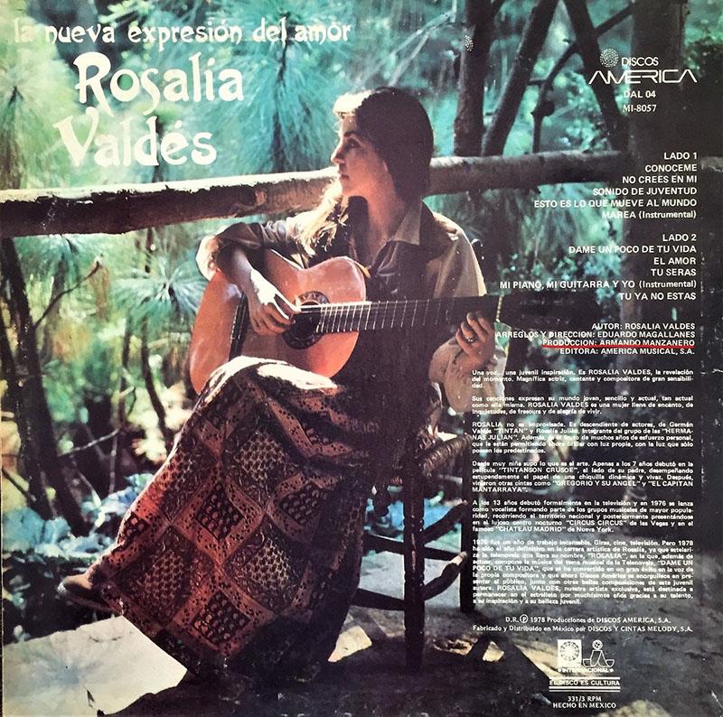Rosalia Valdes Album 2